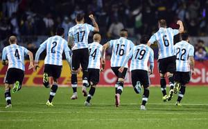 Argentina lidera la clasificación del ránking FIFA.