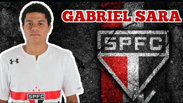 Así juega Gabriel Sara, la nueva promesa brasileña
