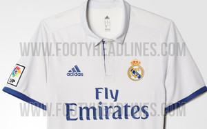 Equipación del Real Madrid 2016 2017. Todas las camisetas. Así será la  primera equipación 021f3184cf1