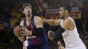 Un Barça con bajas no pudo competir ante un Madrid superior
