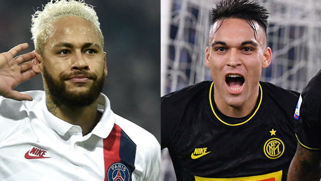 El Barça se debate entre Neymar, Lautaro... o los dos