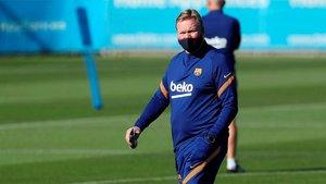 El Barça de Koeman arranca la pretemporada en un amistoso contra el Nàstic