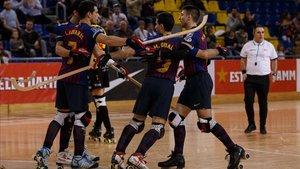 El Barça Lassa tuvo que pelear hasta el último momento