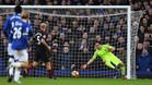 Bravo fue uno de los señalados tras la derrota ante el Everton.