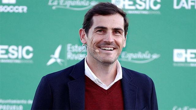 Casillas: Estoy bien y el día que me retire seré el primero en comunicarlo