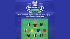 La Champions llega a MPG