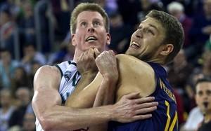 El conjunto lituano ganó en su última visita al Palau Blaugrana