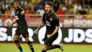 Darío Benedetto ya lleva cuatro goles en cinco partidos