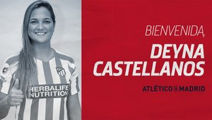Deyna Castellanos ficha por el Atlético