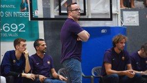 Diego Ocampo seguirá al frente del Barça B