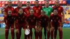 Equipo de la selección femenina de fúbol 2018
