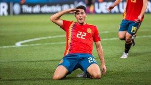 España, clasificada para las semifinales del Europeo Sub-21