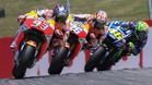 El espectáculo de MotoGp llega al Circuit