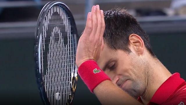 ¡Estás loco Rafa! El puntazo durante la final de la ATP Cup que hizo aplaudir hasta a Djokovic