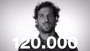 Feliciano López, uno de los rostros conocidos del vídeo