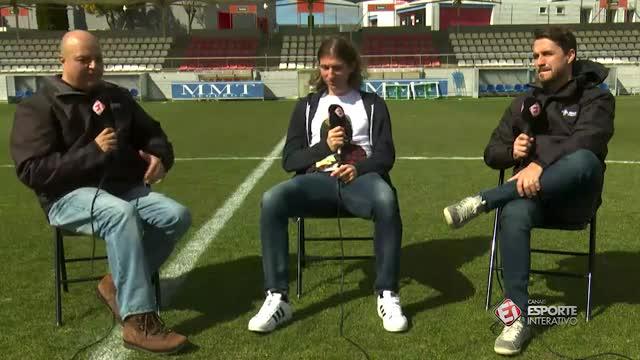 Filipe Luis habló sobre Messi