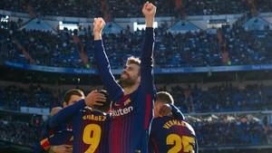 Gerard Piqué es el jugador del FC Barcelona más activo en redes sociales