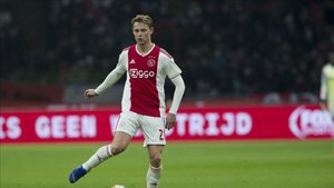 De Jong siempre quiso firmar por el Barça