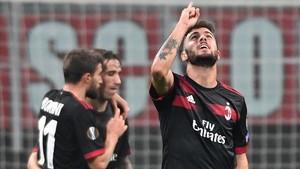 El joven Cutrone se sumó a la fiesta goleadora del Milan