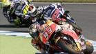 Márquez, Lorenzo y Rossi, los grandes protagonistas de MotoGP