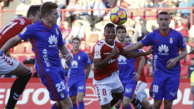 LALIGA 123 | Nàstic - Oviedo (1-2)