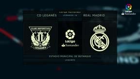 LALIGA | Leganés - Real Madrid (1-3)