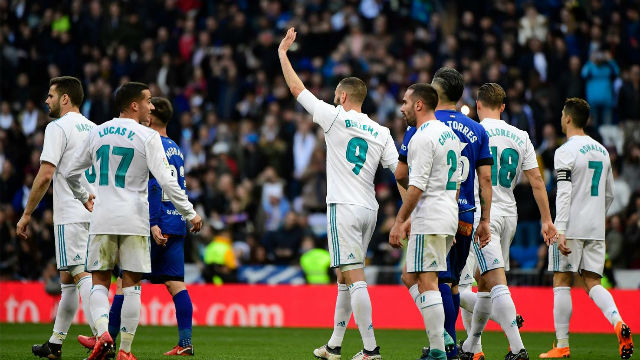 LALIGA | Real Madrid - Alavés (4-0)