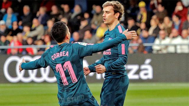 LALIGA | Villarreal - Atlético de Madrid (2-1): Griezmann marcó tras un polémico penalti