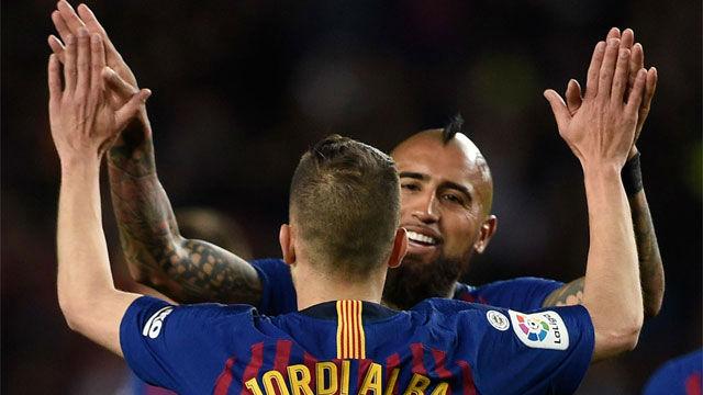 Las notas de los jugadores del Barça frente a la Real Sociedad