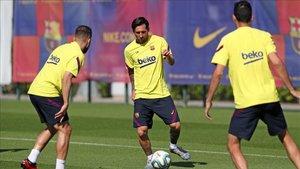 Leo Messi es un líder natural en el vestuario del FC Barcelona