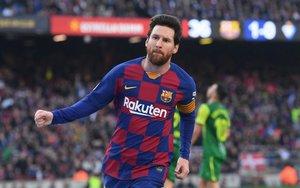 Los goles de Messi fueron un bálsamo para Bartomeu