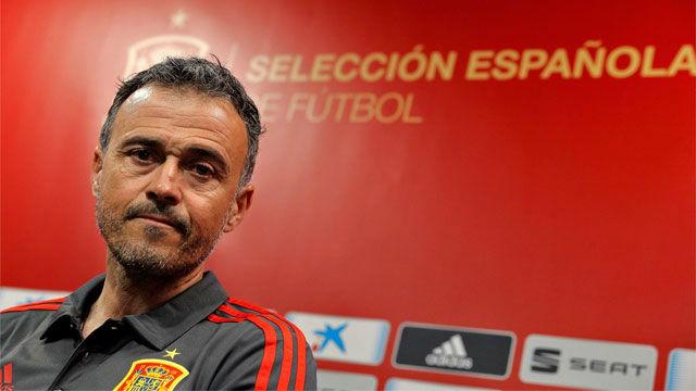 Luis Enrique: Cualquier comparación con la Selección que ganó el Mundial, perdemos