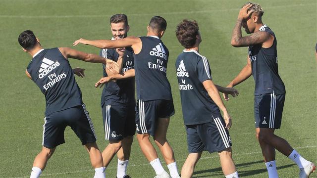 El Madrid recibe al Espanyol sin Carvajal y la duda de la porteria