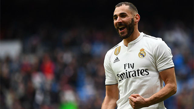 El Madrid vuelve a ganar gracias a un inspirado Benzema