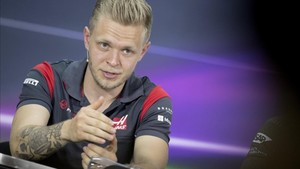 Magnussen, descalificado