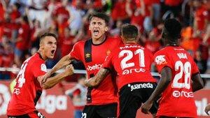 El Mallorca fue de las escuadras más consistentes de la última temporada de la Segunda División de España