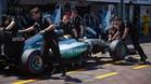 Mercedes vuelve a la batalla en el GP Europa con Rosberg y Hamilton a la cabeza