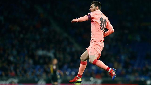 A Messi no le basta con un golazo de falta: el segundo, también para enmarcar