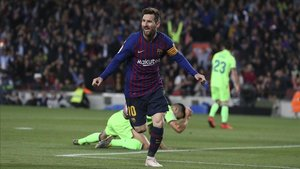 Messi sigue dominando en las ligas europeas