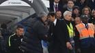 Mourinho y Conte no mantienen una buena relación que se diga