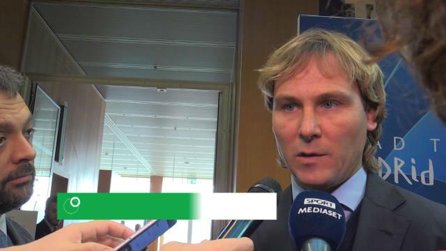 Nedved: Tenemos a Cristiano, pero el Atlético lo conoce bien