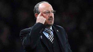 El Newcastle prescinde de Rafa Benítez