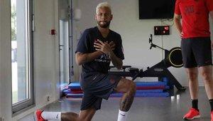 Neymar no entra en la primera lista del PSG