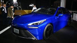 Nuevo Toyota Mirai Concept.