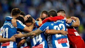 El optimismo se ha instalado en el Espanyol