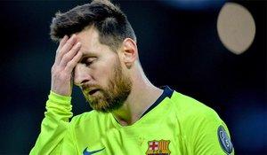 El pichichi de la Champions Messi no marcó en Anfield y el Barça cayó eliminado