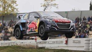 El Rallycross es una competición muy especacular