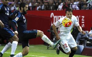 El Real Madrid está interesando en Konoplyanka, jugador del Sevilla