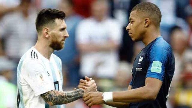 La respuesta de Messi a si Mbappé podrá superarle en Balones de Oro
