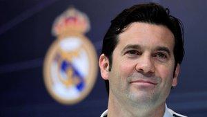 Santiago Solari analiza el duelo de Champions League ante el Ajax